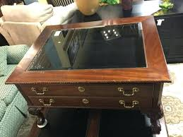 mahogany coffee table with drawers creative mahogany coffee table youthsense org