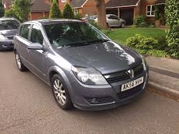 2006 vauxhall astra 1 7 litre diesel 5dr in reading berkshire