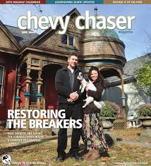 chevy chaser magazine december 2013 by smiley pete publishing issuu