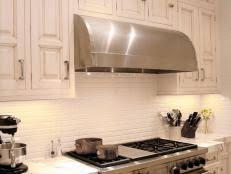 Kitchen Island Ventilation How To Choose A Ventilation Hood Hgtv