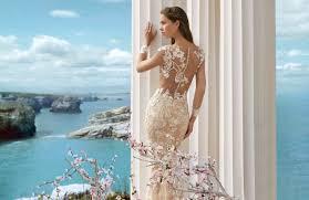 demetrios wedding dress 8 jaw dropping wedding dresses with a statement back wedded