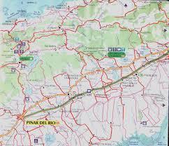 Map Cuba Viñales Pinar Del Rio Cuba Cubacasas Net Guide U0026 Casas