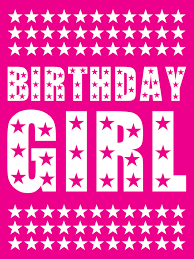 birthday girl birthday girl large card cards galore