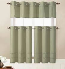 Cheap Kitchen Curtains Solid Color Kitchen Curtains Beautiful Cheap Kitchen Swag Curtains