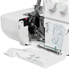 janome 8002d basic overlocker serger amazon co uk kitchen u0026 home