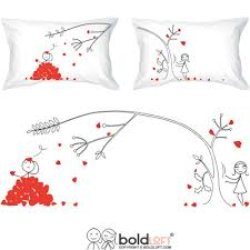 his and hers pillow cases boldloft you madly couples pillowcases anniversary gifts for