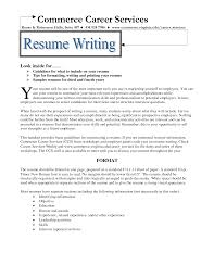 tips for resumes and cover letters cv writing tips interests