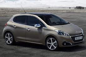 peugeot silver peugeot introduces two textured colors on the facelifted 208