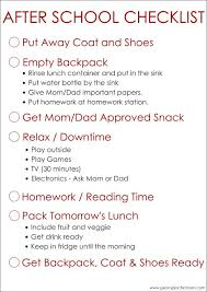 after school study best 25 morning routine for school ideas on