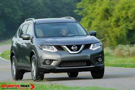 Nissan Rogue 2014 - automotive news 2014 nissan rogue