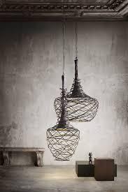 Iron Pendant Light Iron Pendant Lamp Nest By Elite To Be