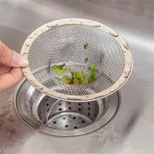 Kitchen Sink Drain Catcher by Stainless Steel Sink Strainer Stainless Steel Sink Strainer