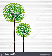 concept trees design illustration