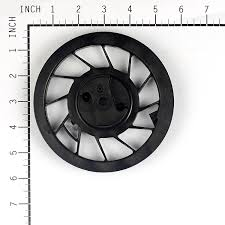 amazon com briggs u0026 stratton 498144 recoil pulley with spring