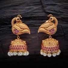 kerala style jhumka earrings 14 must jhumkas for your jewellery box fashion tips indiarush