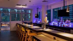 boston seaport rooftop bar u0026 restaurant at yotel boston hotel