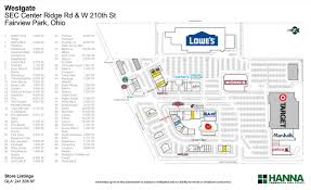 lease retail space in westgate shopping center on 3000 3450