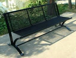 Metal Porch Glider Outdoor Metal Benches U2013 Ammatouch63 Com