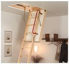 wooden loft ladder installation wooden attic ladders loft