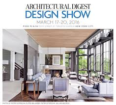architectural digest home design show in new york city emilio robba news get free ticket for march nyc architectural
