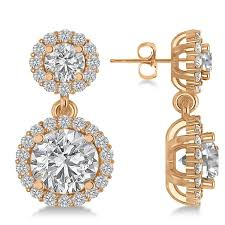 diamond back earrings 29 best diamond accented earrings images on diamond