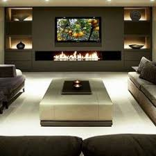 How To Finish A Fireplace - before and after pictures of the basement workout room how to