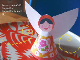 Christmas Decorations Paper Angels by 323 Best Diy Christmas Images On Pinterest Christmas Ideas