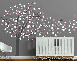 Nursery Wall Tree Decals Wall Decals Canada Nursery Vinyl Wall Stickers Home