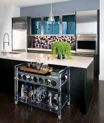 trendy best kitchen trolley carts design ideas wowfyy