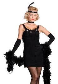 Flapper Dress Halloween Costume Déguisement Charleston Femme