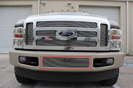 Ford F350 Truck Grills - grille technologies inc