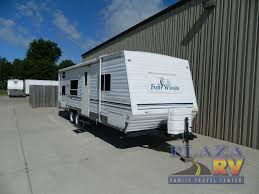 used 2003 dutchmen rv four winds lite 27bh travel trailer at plaza