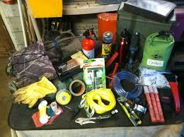 survival car next level travel kit packing survival junk in your trunk