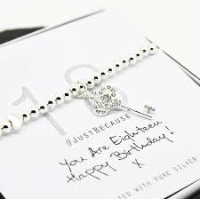 birthday charm bracelet 18th birthday charm bracelet by by poppy notonthehighstreet
