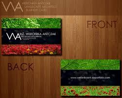Landscape Business Cards Design Landscape Business Cards U2013 Newest Home Lansdscaping Ideas