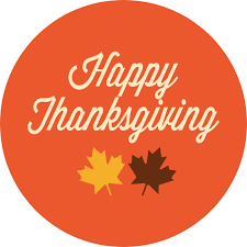 colorful happy thanksgiving icon 8752 dryicons