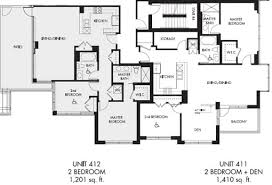mission floor plans socketsite radiance at mission bay around 50 in contract and