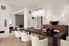 Trendy Lighting Fixtures Dining Room Lighting Contemporary Of Well Pleasing Contemporary