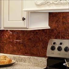 copper kitchen backsplash kitchen room fabulous antique copper tiles backsplash faux