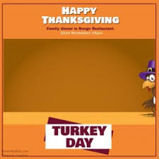 thanksgiving instagram post templates postermywall