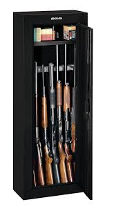 stack on 8 gun cabinet stack on gcb 908 steel 8 gun security cabinet black cabinet style