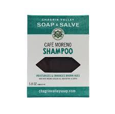 amazon com organic natural shampoo bar café moreno 2x pack