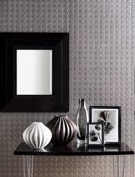 modern geometric wallpaper interior dzqxhcom for bedroom walls