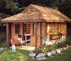 Cottage Backyard Ideas 71 Best Backyard Shed Ideas Images On Pinterest Garden Sheds