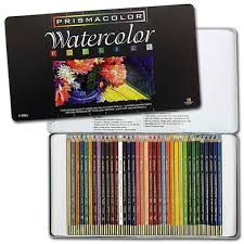 prismacolor watercolor pencils prismacolor watercolor pencil sets jerry s artarama