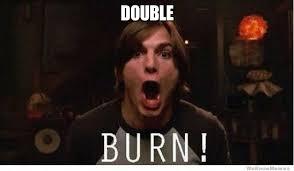 Double Picture Meme Generator - double burn weknowmemes generator
