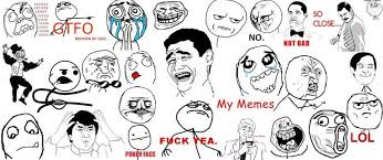 All The Meme Faces - all the troll faces