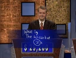 j archive pictures of ken jennings final jeopardy reactions