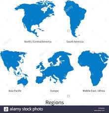 Map Of South And Central America by Political Map North America Country Stock Photos U0026 Political Map