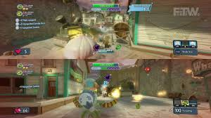 Plants Vs Zombies Decorations Plants Vs Zombies Garden Warfare Multiplayer Streamrr Com
